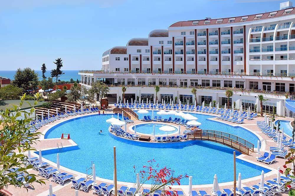 Kết quả hình ảnh cho hotel in turkey