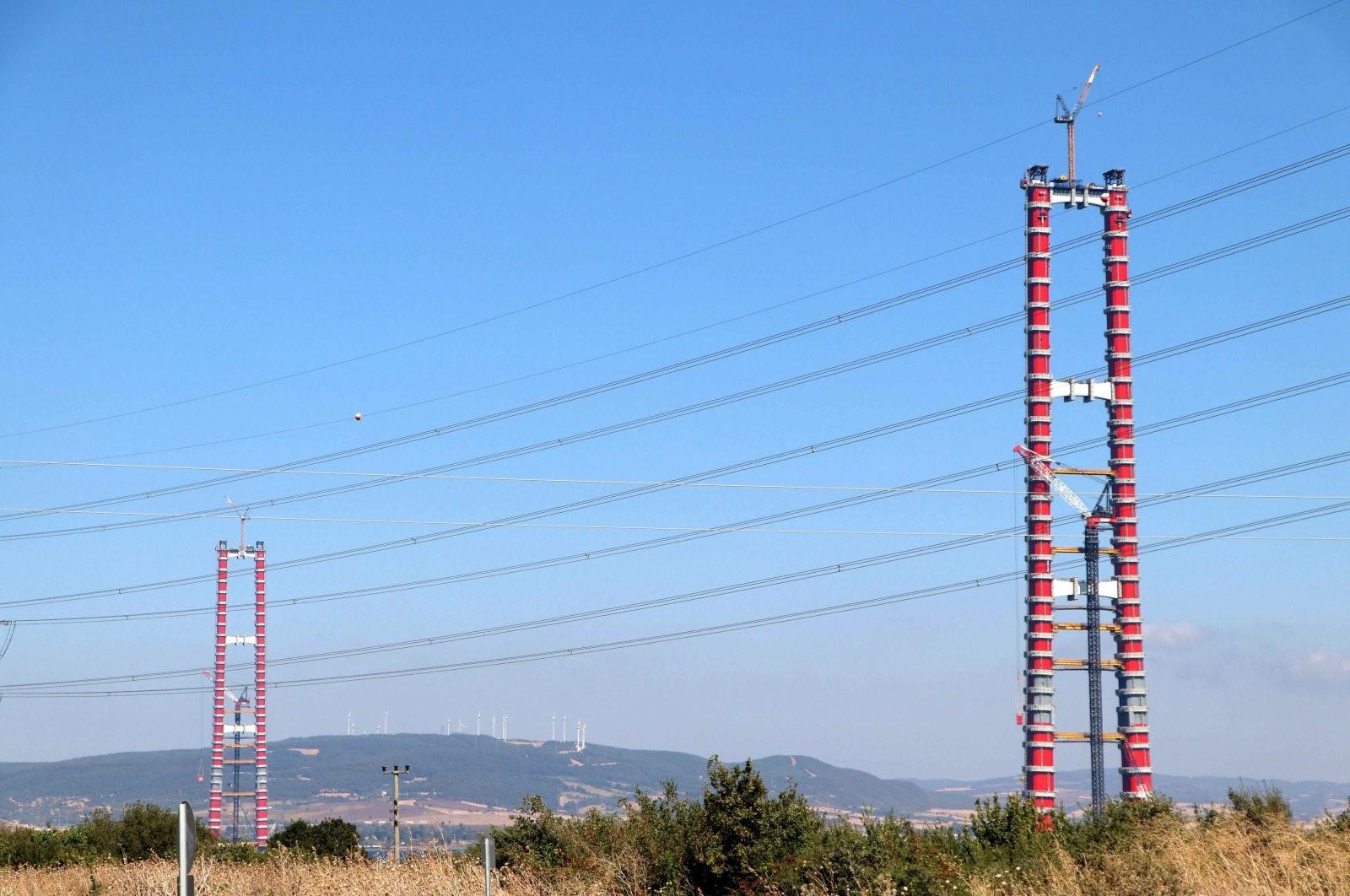 cơ sở hạ tầng của Thổ Nhĩ Kỳ