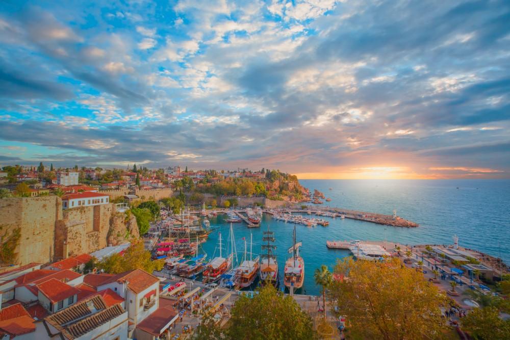 doanh số bán nhà ở Thổ Nhĩ Kỳ tăng mạnh