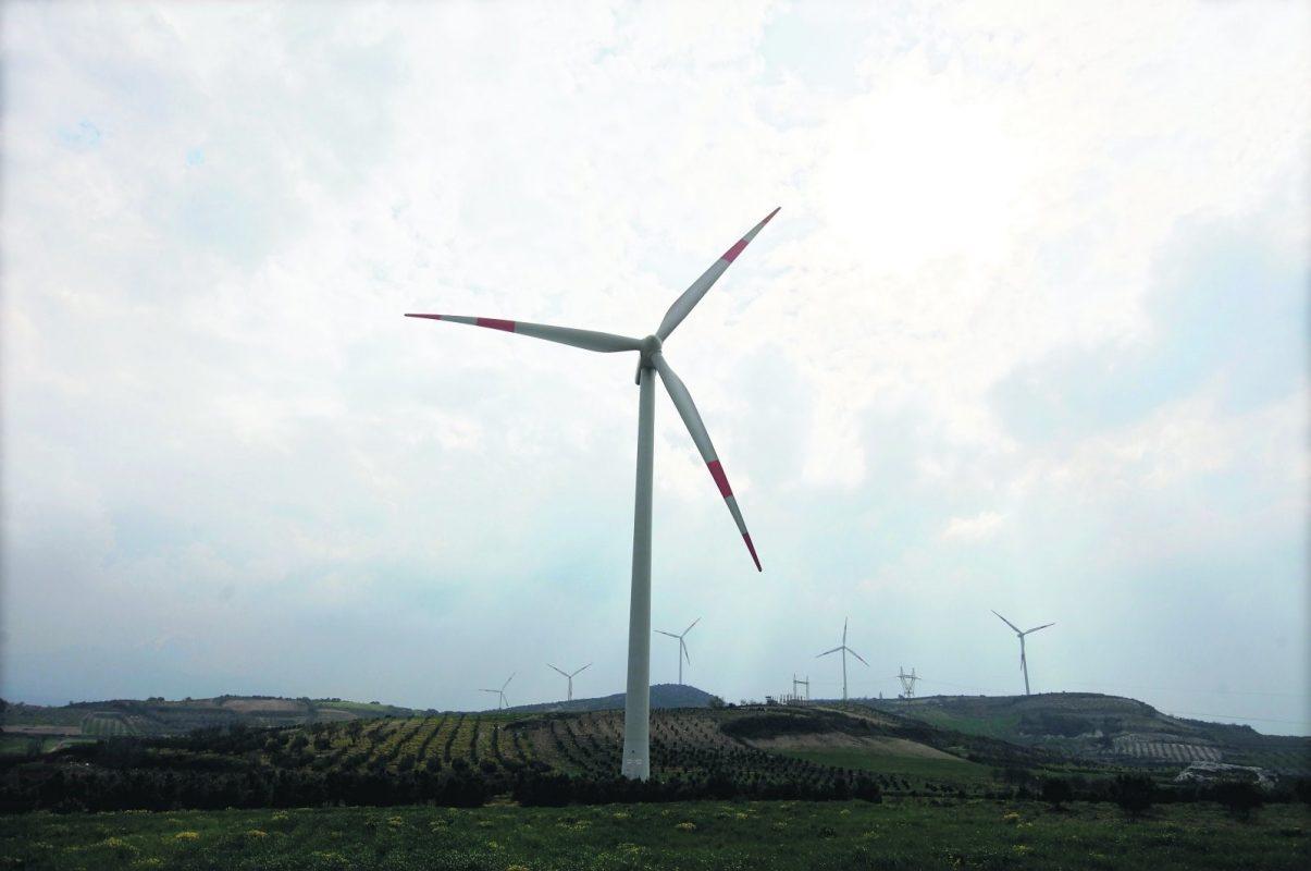 Thổ Nhĩ Kỳ sản xuất tuabin gió đứng thứ 5 thế giới