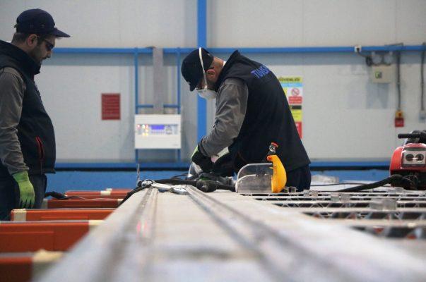 ngành công nghiệp Thổ Nhĩ Kỳ tăng trưởng trở lại