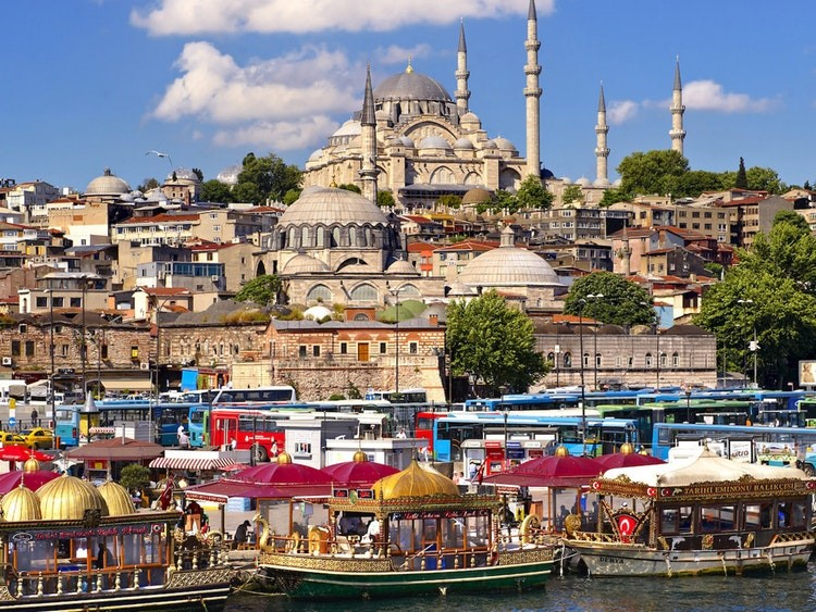 Thổ Nhĩ Kỳ thiên đường đầu tư du lịch