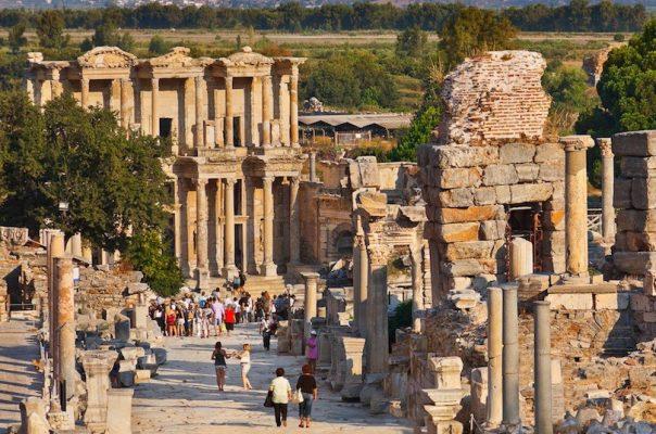 Du khách Nga chọn Thổ Nhĩ Kỳ để du lịch nghỉ dưỡng