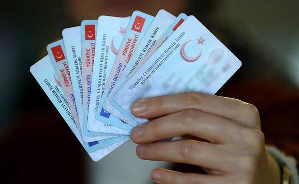 hộ chiếu Thổ Nhĩ Kỳ