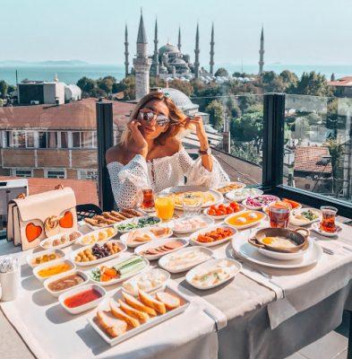 Người Thổ Nhĩ Kỳ ăn gì buổi chiều