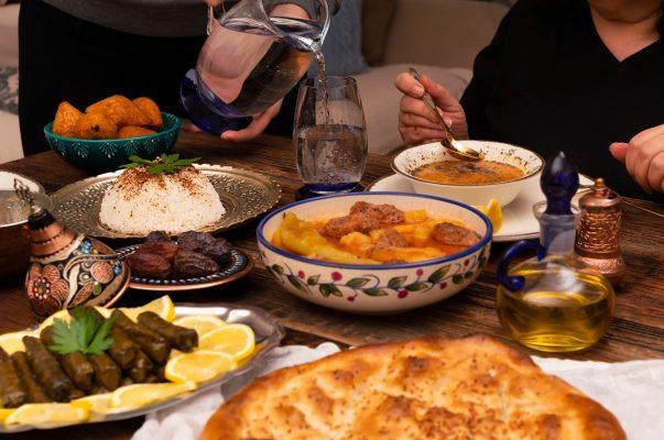 món súp Thổ Nhĩ Kỳ