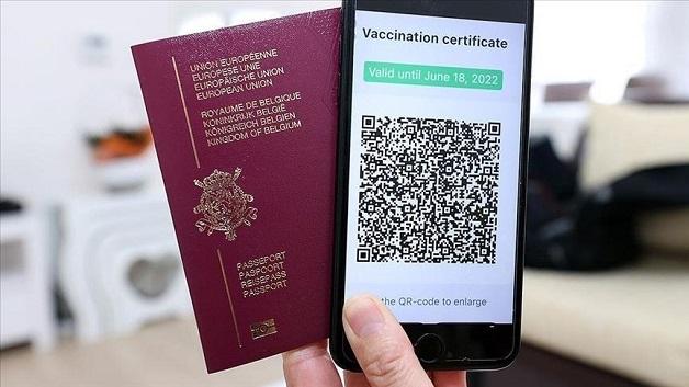 hộ chiếu vắc-xin Thổ Nhĩ Kỳ